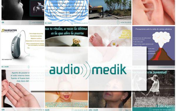 Audiomedik – Fan Page