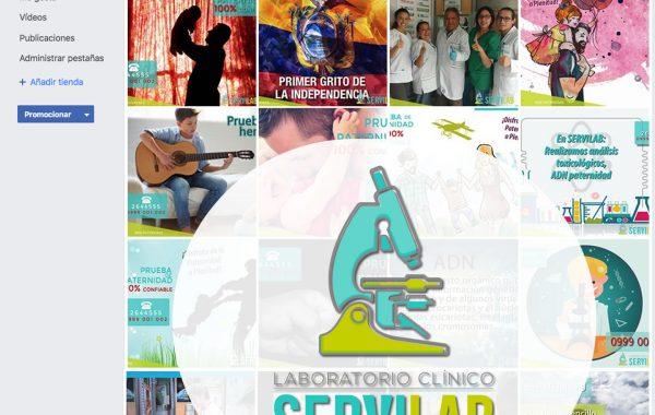 Servilab – Fan Page