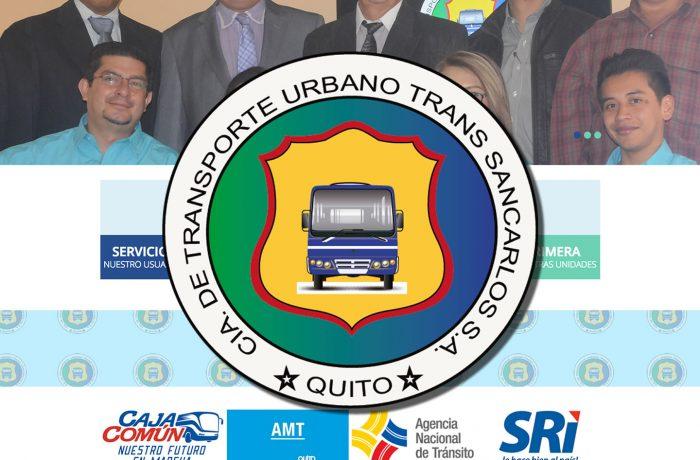 Compañía Trans San Carlos – WEB